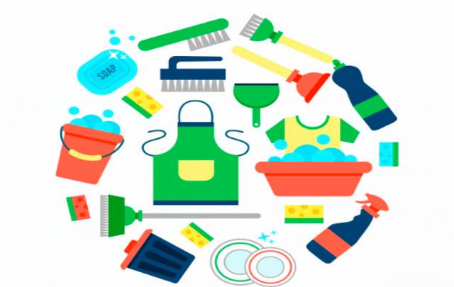 Higiene e limpeza verdes: a moda que veio pra ficar!