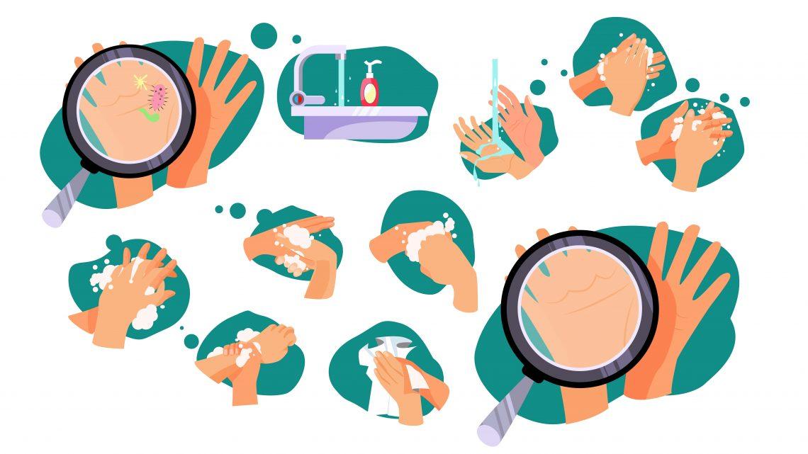 Higiene pessoal correta faz diferença na saúde