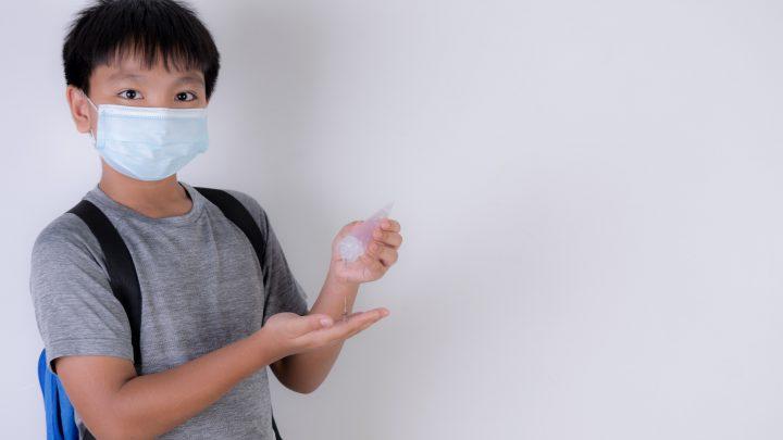 Hábitos de higiene que toda criança deve ter na escola