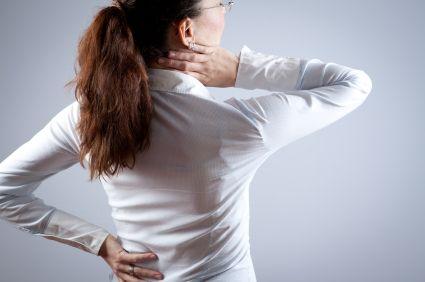 Dor crônica nas costas e irradiada