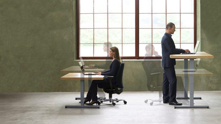 Trabalha sentado? Ficar sentado encurta o tempo de vida