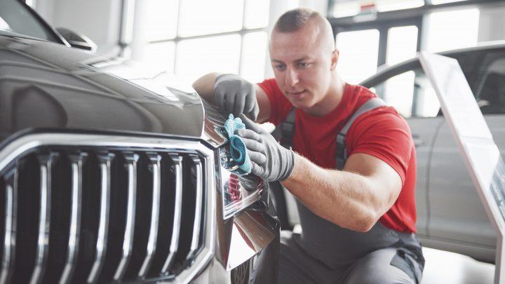 Higienização Automotiva: Cuidados com o Carro