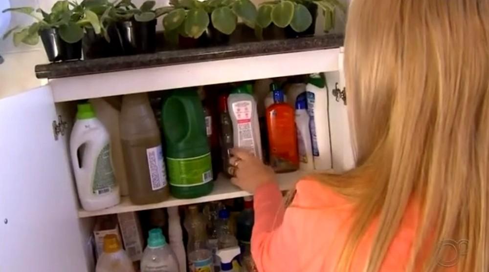 Intoxicação por produtos de limpeza crescem