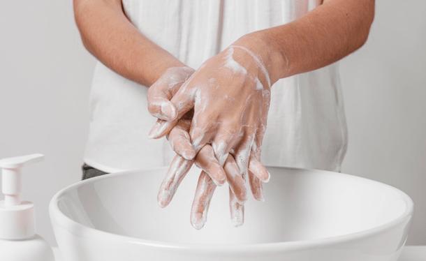 Lavagem de mãos – Um programa que salvou vidas